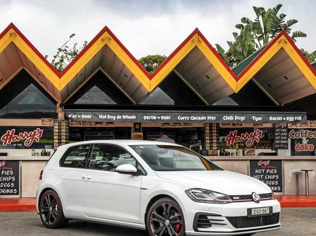 IT'S BACK: The VW Golf performance range starts at $37,490 for the popularly demanded three door Golf GTI Original