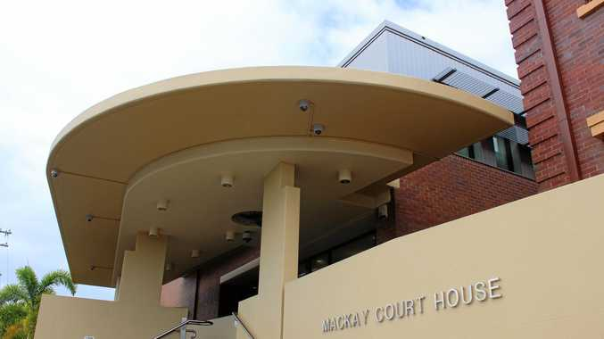 Drew William Crouch, 48, from Mackay appeared in Mackay Magistrates Court on Friday.