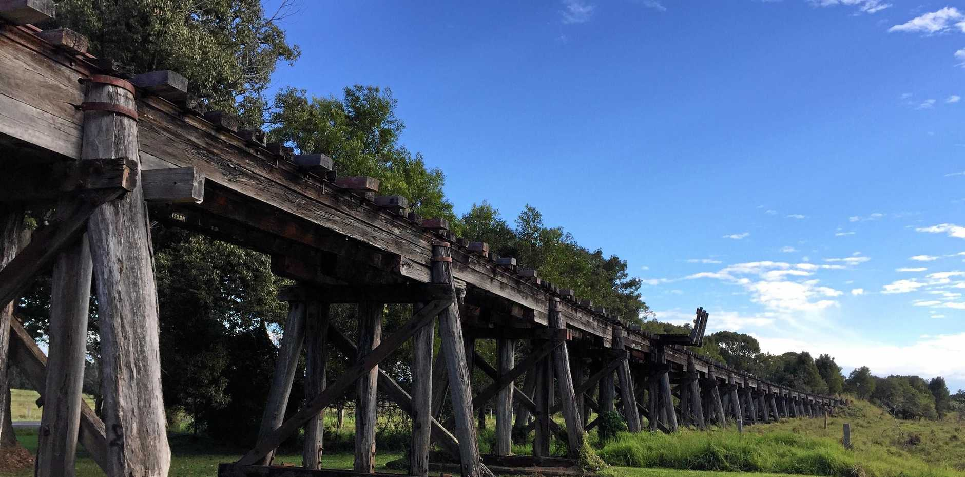The Northern Rivers Railway Action Group is concerned about new funding for a rail trail.