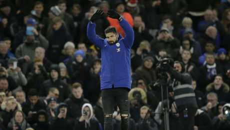Chelsea's new signing Olivier Giroud