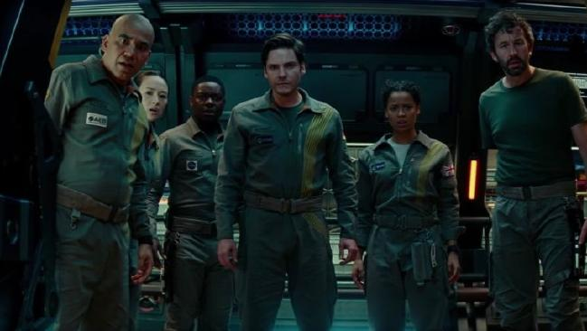 The Cloverfield Paradox dropped out of nowhere THE CLOVERFIELD PARADOX — Trailer