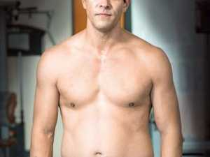 Home and Away's James Stewart ditches the dad bod. Here's how