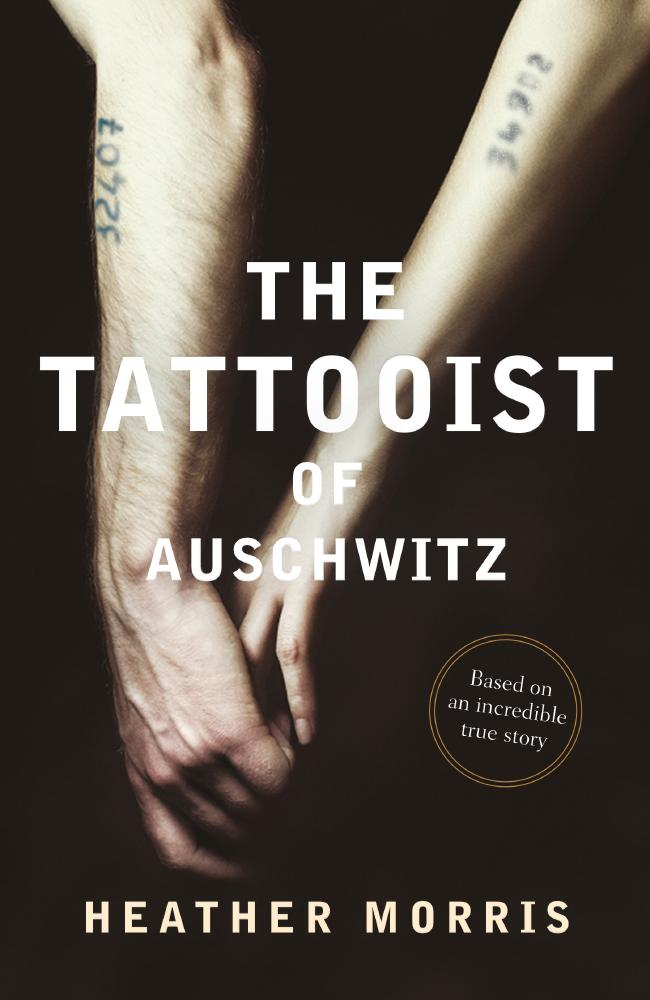 The Tattooist of Auschwitz by Heather Morris is an incredible true story of love in the most unlikely of places.