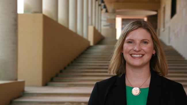 Kirsty Mitchell of Bond University