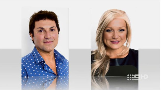Channel 9 is really dampening these recaps with the sad contestant backstories.