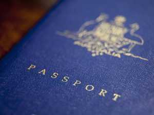 Mum found with stolen passport, mail