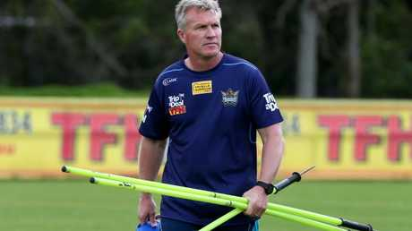 Garth Brennan's appointment at the Titans has been beneficial for the Panthers.