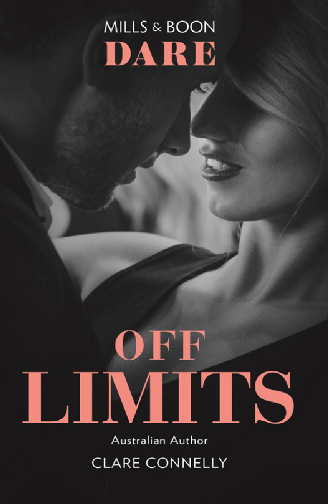 Off Limits by Clare Connelly. Picture: Supplied