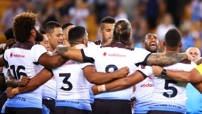 Fiji players could boycott future Tests.
