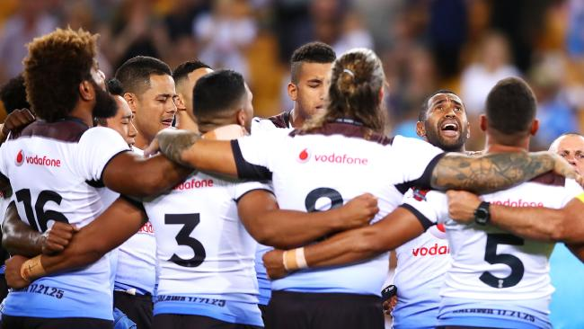 The Fijian players could boycott future Tests.