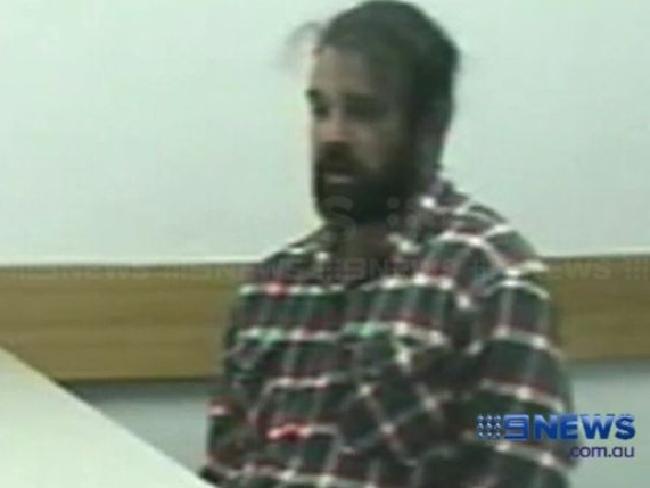 Convicted killer Bowe Maddigan.