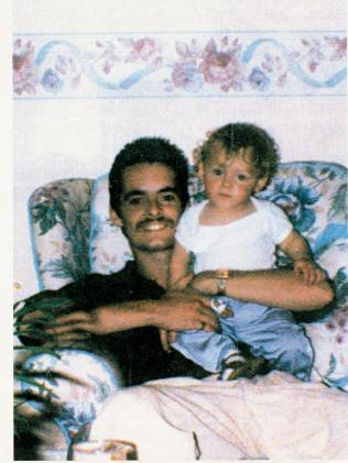 Ralph Bulger and son James.