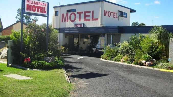 The Millmerran Motel.