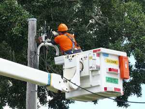 Power restored after earlier outage in city centre