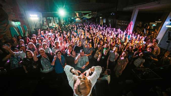 IN FINE VOICE: Pub Choir is coming to Maroochydore for a musical one-night stand.
