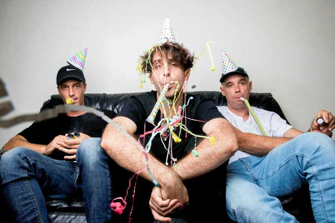 Don't miss the Thundamentals at The Coffs Hotel.