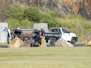 Paramedics respond to multiple car crashes