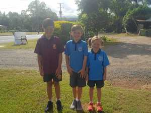 Gympie kids left behind when bus connection fails