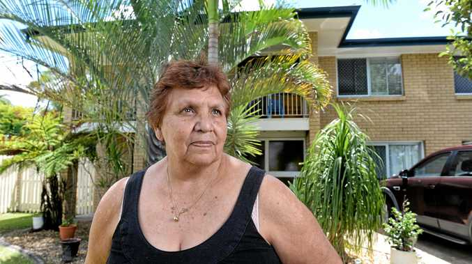 STENCH: Ripley resident Maria Baker is frustrated with the stench drifting across her neighbourhood.