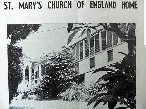 Saint Mary's Home - Toowong