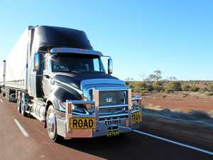 Log book reveals truckie's driving hours error