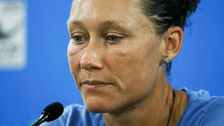 Sam Stosur will miss the Fed Cup tie.