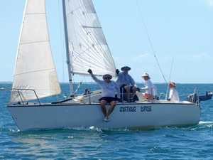 Skippers sail on at Kingfisher Bay Resort regatta