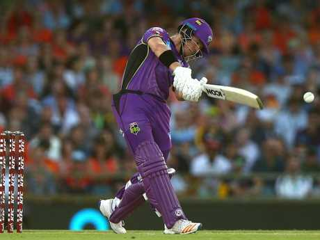 D'Arcy Short set the Big Bash League on fire.