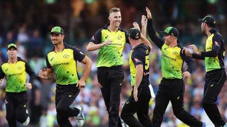 Billy Stanlake is the tallest man to ever play cricket for Australia.
