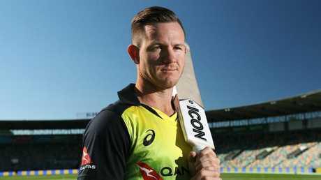 D'Arcy Short destroyed the Queensland attack. Picture: Sam Rosewarne
