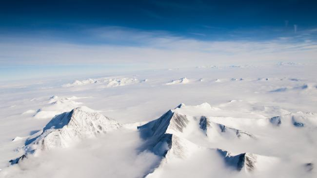 Sydney professor warns of the hidden threat contained in Antarctica if climate change persists.