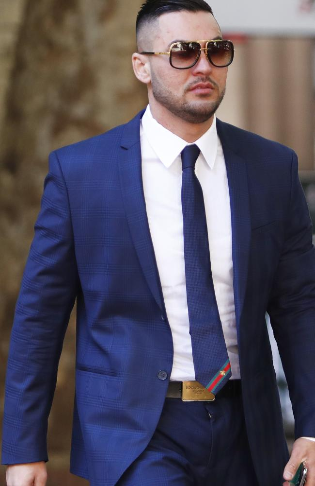 Salim Mehajer will be back in court tomorrow.
