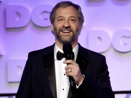 Hollywood producer and director Judd Apatow is up for making the Dundee reboot. Picture: Getty Images