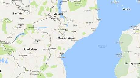 Mozambique is helping North Korea avoid tough sanctions. Picture: Google Maps