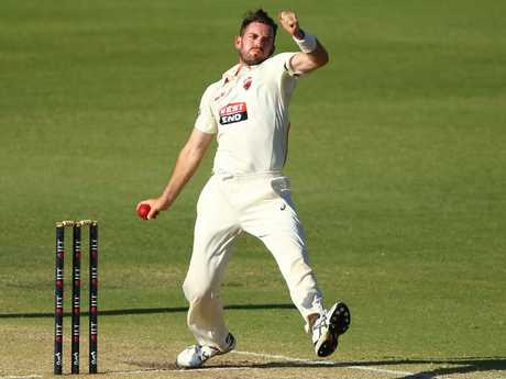 Chadd Sayers looms as a big hurdle in any Siddle recall.
