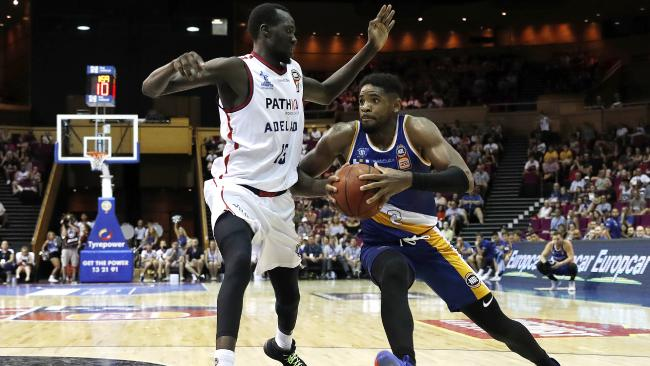 Perrin Buford has played his final game for the Brisbane Bullets.
