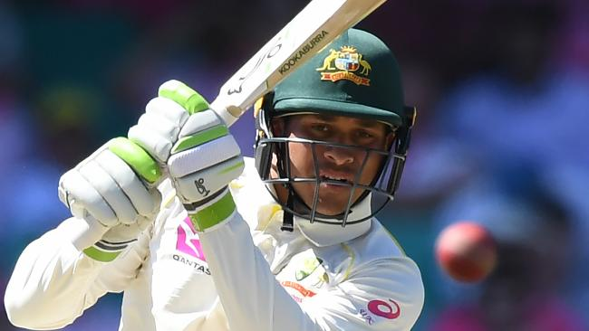 Usman Khawaja has been named to play Tasmania.