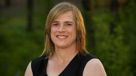 Hannah Mouncey. Picture Kym Smith