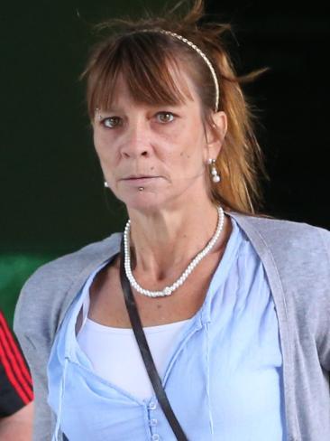 Joanne McCauley outside court in 2016.