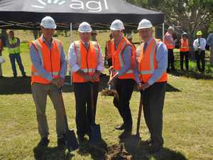 Construction starts on Australia's largest wind farm