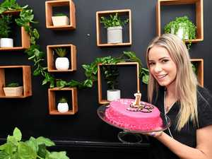 Brittany celebrates 1st birthday