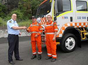 SES new vehicle to assist with road crash rescue