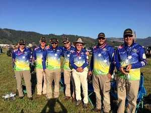 Target shoot victory for Australia