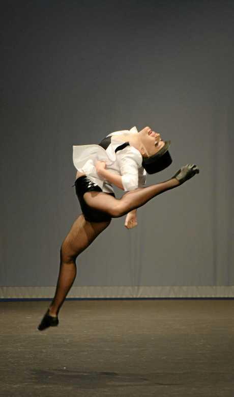 Elite Dancer Soloists: Taliah Edwards.