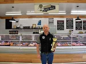 Can Rocky butcher snatch Aussie Sausage King title?