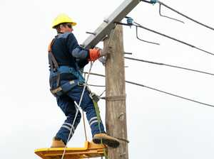 Local customers still without power after fault found