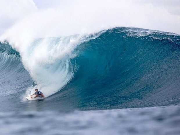 NEW WAVE: Jack Robinson Charging.