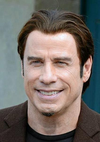 John Travolta at the Deauville Film Festival in 2013.
