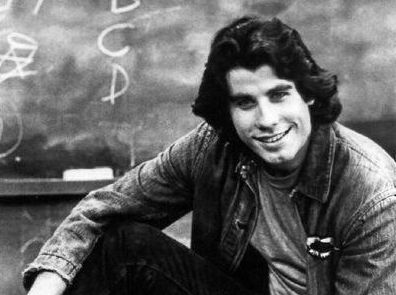 Publicity photo of John Travolta promoting his role on the ABC television series