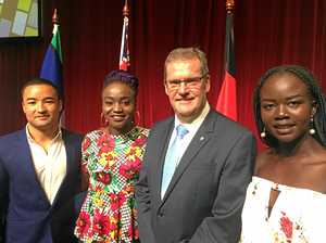 Young Toowoomba leaders blaze trail into parliament